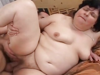 Sexy old mature love hard bang